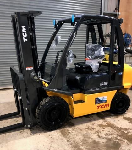 2019 2.5 ton Diesel TCM (New)