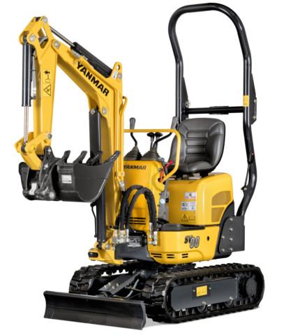 0-2 Ton Excavators